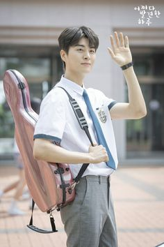 Jung Gun Joo as Lee Do Hwa in Extraordinary You Drama Korea, Korean Drama, Korean Celebrities, Korean Actors, 17 Kpop, Jung Hyun, Weightlifting Fairy, Kim Sang, Gu Family Books