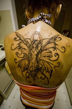 Fairy Tattoos for Women | Fairy Tattoos Designs, Ideas and Meaning