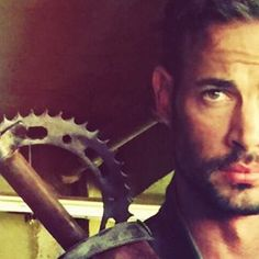 William Levy #Resident_Evil_The_Final_Chapter