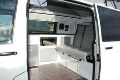 Interior - VW T5 Camper conversion company - Volksleisure