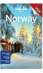eBook Travel Guides and PDF Chapters from Lonely Planet: Norway travel guide - Bergen & the Southwestern Fj...
