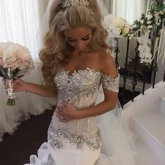 Beautiful Jasmina .... hair done by me makeup by @jessicamakeupbyangels headpieces by @bridalstylesboutique
