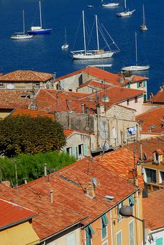 Villefranche Sur-Mer in the French Riviera...have you been here? Yes