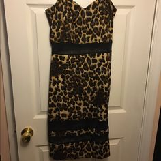 Dress Brand new dress would look good with some black heels Body Central Dresses