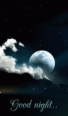Good night...Sweet dreams ❤️
