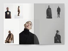 Dark Side of Typography Editorial Layout, Editorial Design, Editorial Fashion, Mise En Page Magazine, Book And Magazine, Makeup Artist Portfolio, Portfolio Design, Fashion Portfolio, Corporate Design