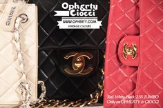 New CHANEL Collection. COMING SOON on OPHERTY & CIOCCI.