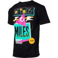 Neff Miles T-Shirt - Short-Sleeve - Men's