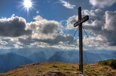 #Tonion #Gipfelkreuz