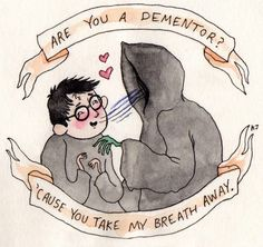 Charming Harry Potter Valentines