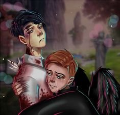 Romance Art, Cool Animations, Pretty Men, Cute Art, Romans, Club, Fandoms, Heaven, Fantasy Art