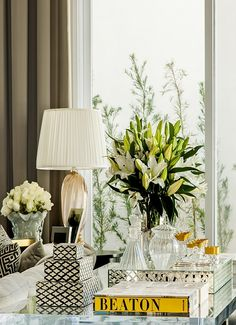 Luxury details in a chic home!