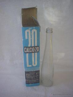 CALCIO - 20 LABORATORIOS MADARIAGA - MADRID