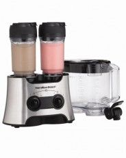 Hamilton Beach Dual Wave Versatile Blender, Silver For Sale Stainless Steel Blender, Top Blenders, Hamilton Beach, Healthy Shakes, Specialty Appliances, Breakfast Smoothies, Easy Smoothies, Small Kitchen Appliances, Kitchen Ware