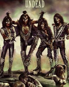 shared a photo from Flipboard Kiss Band, Kiss Rock Bands, Paul Stanley, Gene Simmons, Rock Logos, Death Metal, Kiss World, Kiss Pictures, Kiss Images