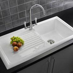 22 Best Ceramic Kitchen Sinks images | Ceramic kitchen sinks ...