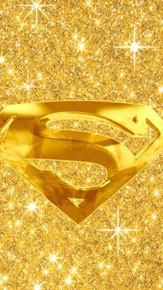 Superman in gold Gold Wallpaper Background, Flower Phone Wallpaper, Wallpaper Backgrounds, Gold Money Wallpaper, Arte Do Superman, Lakshmi Images, Gold River, Superman Man Of Steel, Gold For Sale