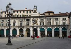 Brescia - Wikipedia, the free encyclopedia Italian Village, Italian Style, Places Ive Been, Street View, Italy, Adventure, Mansions, House Styles, Building