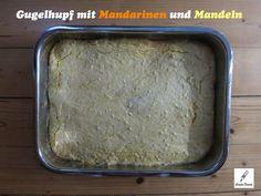 Gugelhupf mit Mandarinen und Mandeln