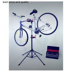 Shop for Dirty Pro Tools Tm New Bicycle Repair Work Stand New Design With Quick Release Handle And Clamp Home Cycle Bike Mechanics Mountain Road Professional. Starting from Choose from the 2 best options & compare live & historic sporting good prices. Bike Repair Stand, Car Repair, Bike Pump, New Bicycle, Bike Chain, Cool Bicycles, Bicycle Accessories, Clamp