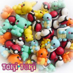 POKEMON! Gotta LOVE Them All! - Toki Toki - Google+