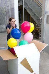 Ideas con Globos #Boda, #IdeasOriginales http://www.lacasadelosvestidos.com/?p=1681