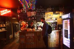 From the corners of the Curve.: Tommi's Burger Joint - The best burger in London