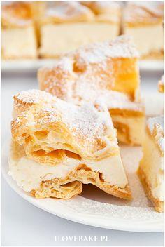 Karpatka - I Love Bake