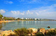 Cyprus Ammochostos region