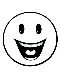 Free Smiley Face Coloring Pages For Kids from Cartoon Coloring Pages category. Find out more awesome coloring pages for your kids Emoji Coloring Pages, Disney Coloring Pages, Free Printable Coloring Pages, Coloring For Kids, Coloring Pages For Kids, Coloring Sheets, Coloring Books, Happy Birthday Smiley, Free Smiley Faces