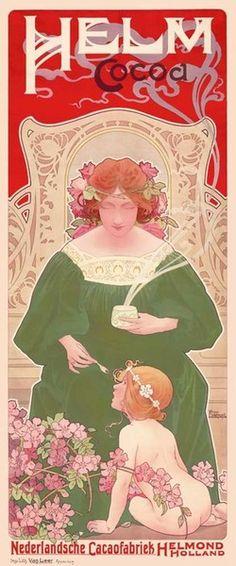 Privat-Livemont, 1899.