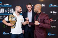 FOLLOW AND SHARE  PHOTOS & QUOTES FROM TODAY'S BELLATOR 177 & BELLATOR KICKBOXING 6 PRESS CONFERENCE   EVENT SET TO TAKE PLACE FRIDAY, APRIL 14 IN BUDAPEST   ADDITIONAL FIGHTER PHOTOS – CREDIT BELLATOR/LUCAS NOONAN   BUDAPEST, HUNGARY – Several fighters from both Bellator 177: Dantas vs. Higo and Bellator Kickboxing 6 gathered in Budapest …