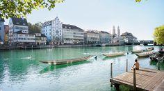 #Zurich © Zürich Tou