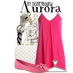 """Aurora"" by lalakay on Polyvore #disney"