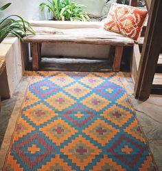 Elegant Outdoor Teppich Saman f r maritimes Flair