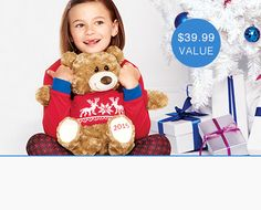 Avon Living Bear FREE with any $19.99 ($39.99 value) with Avon Living Purchase