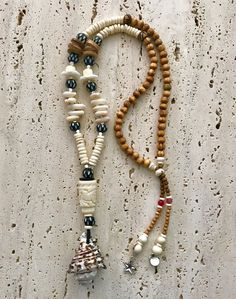 Pacific Islander Shell Necklace