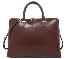 Claudio Ferrici Laptoptasche Damen Brown Schultergurt, Tragegrif - Bags & more Brown, Bags, Laptop Tote, Leather Cord, Handbags, Dime Bags, Lv Bags, Purses, Browning