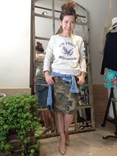 Today's・・・・ | L'Appartement Deuxieme Classe 公式ブログ Japanese Fashion, Asian Fashion, Girl Fashion, Womens Fashion, Fashion Design, Daily Fashion, Spring Fashion, Autumn Fashion, Fashion 101