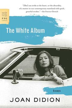 Listen, we all know about Didion, and we all can quote selections from Slouching Towards Bethlehem, but since you know that one so well, it's time to move on to Joan at her fiercest. This collection will have you wondering how she did it, and probably trying to imitate her, too.