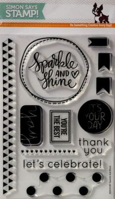 Simon-Says-Stamp-Sparkle-And-Shine-Clear-Stamps-Set