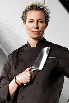 female chef that made finals for the next iron chef - Google Search