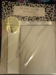 Books by Hand Book Making Kit #BooksbyHand