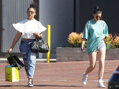 Kylie Jenner out shopping with friends in Malibu, California, on May 27, 2016
