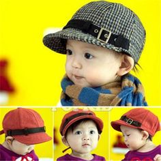 From birth to the grave is the right time for a good hat Kids Hats, Hats For Men, Plaid Fashion, Kids Fashion, Baby Couture, Love Sewing, Baby Hats, Baby Knitting, Crochet Hats