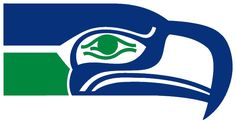 Seattle Seahawks New Logo | Other Seattle Seahawks Logos and Uniforms from this era