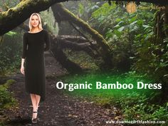 Get cool this winter and be fabulous wearing this long dark flashy dress! #downtoearthfashion2017 #winteredition #winter #fashionstyle #organicbamboodress #winterfashionstyle #winterfashion #bamboo #bamboodress #EthicallyManufactured #OrganicBamboo #SustainableClothes #BambooDress #FairTrade