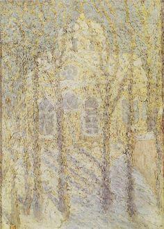 Church, 1905  Kazimir Malevich
