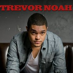 TREVOR NOAH: IT'S MY CULTURE on sale now! Trevor Noah is an award winning stand-up comedian from South Africa.
