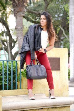 Style Link Miami Black Biker Jacket Miami Fashion Blogger The Lux Loft  #shopStyleLinkMiami #citygirl #onlinefashionboutique #editorial #miami #partygirl #black #stylelink #wiwt #stylelinkmiami #outfitinspiration #styletip #outfit #freeshipping #streetstyle #styleblogger